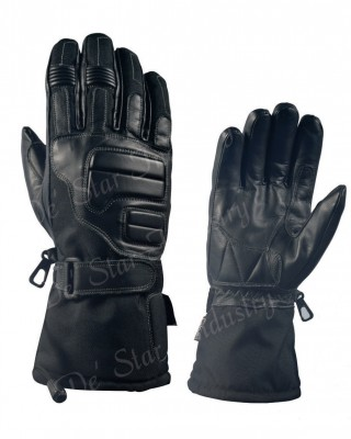 K2 adventure snow leather gloves